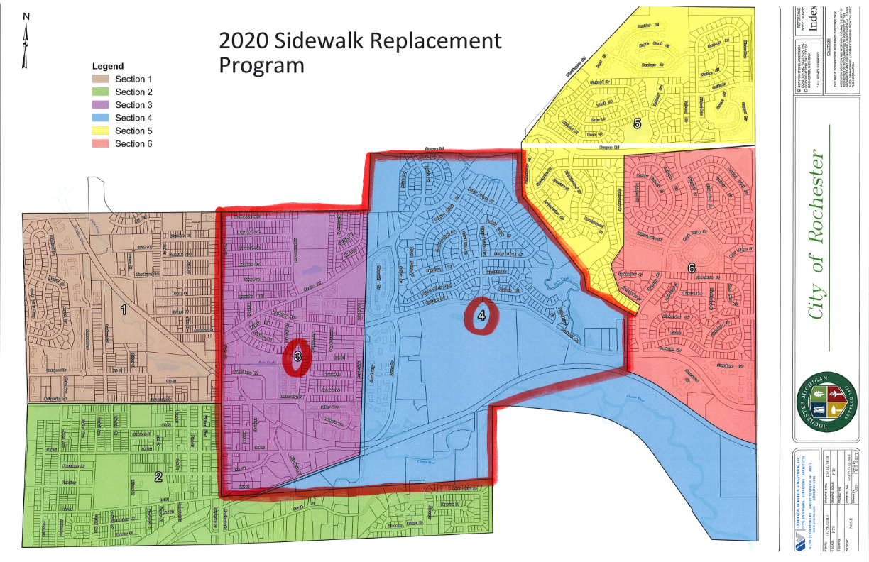 Sidewalk Replacement Program 2020_001