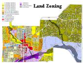Land Zoning Map